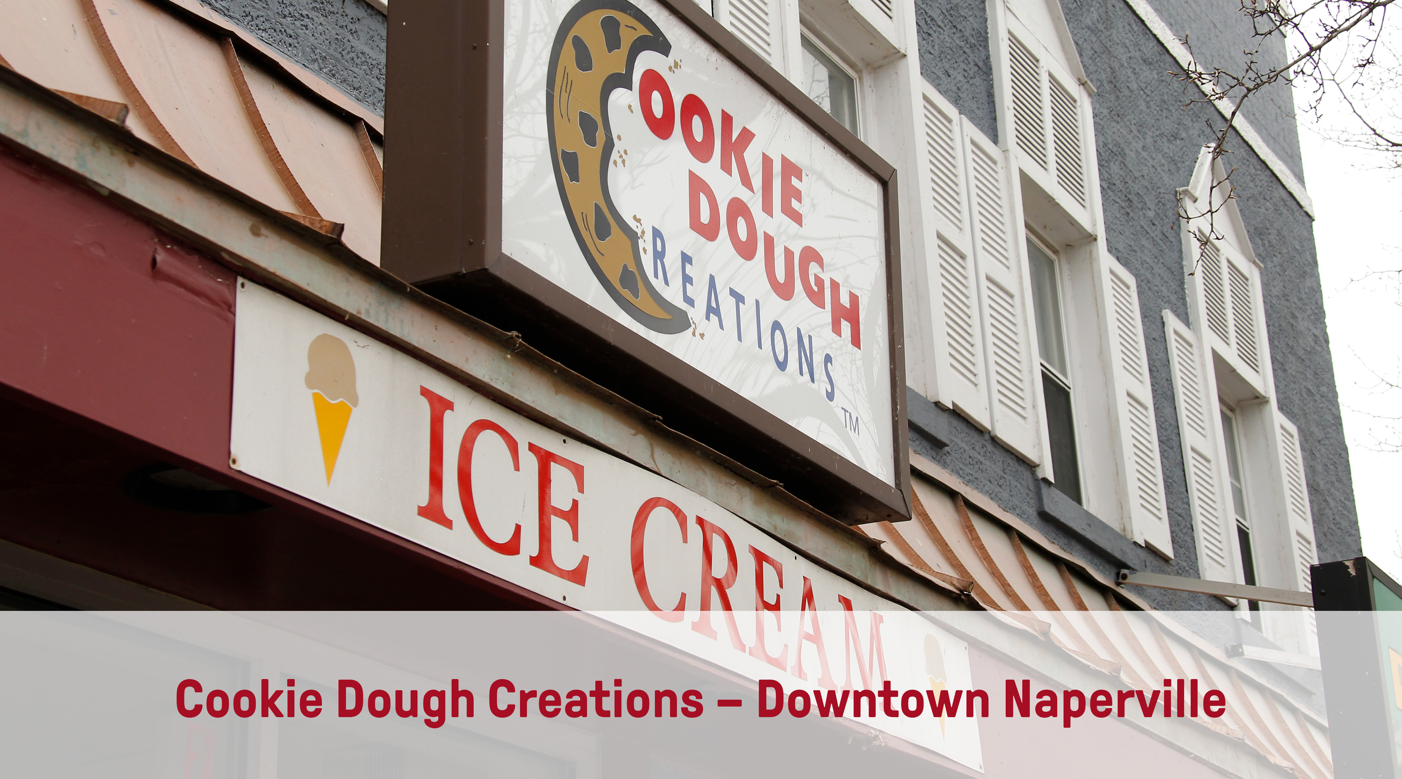 Cookie Dough Creations | Downtown Naperville