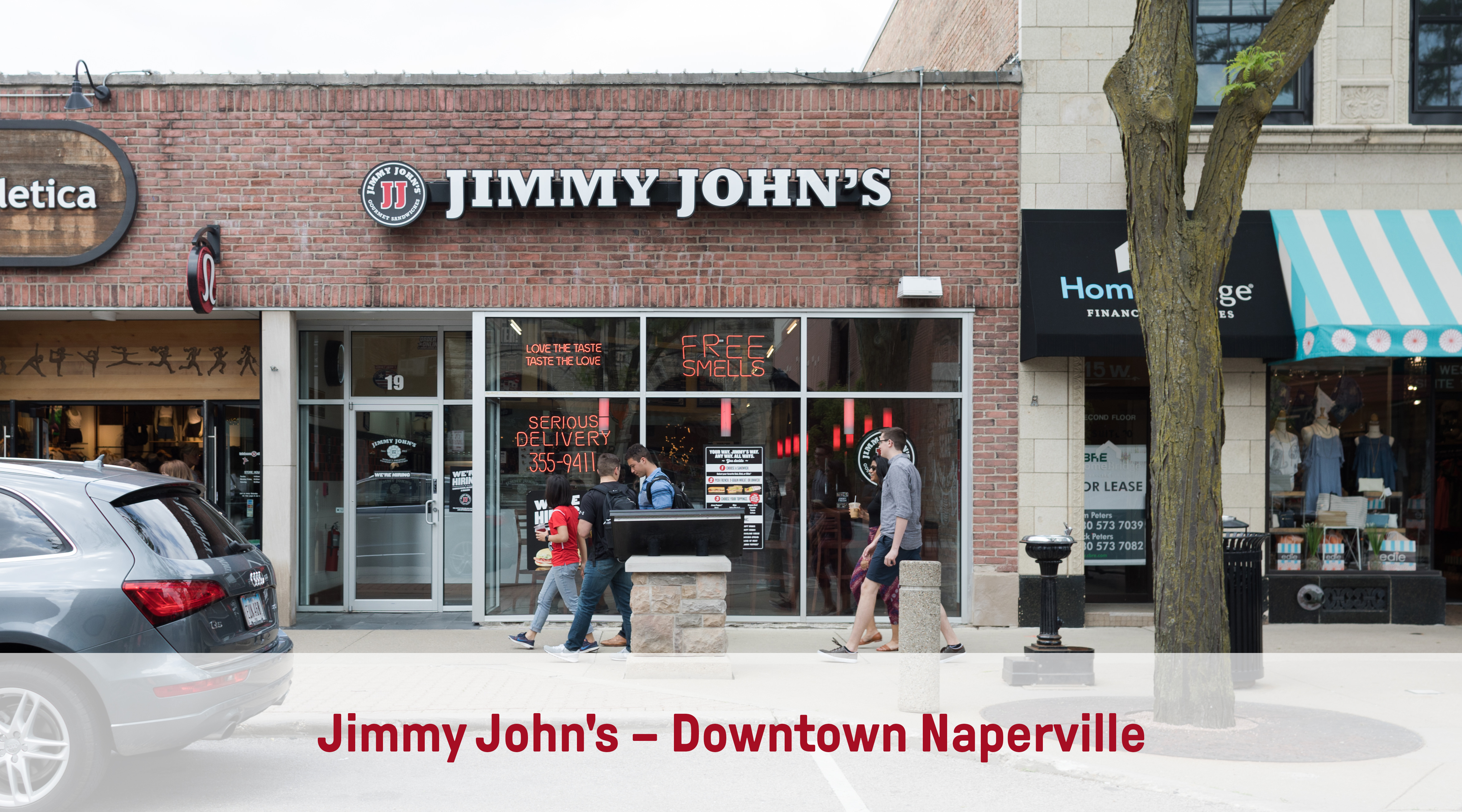 Jimmy John's | Downtown Naperville