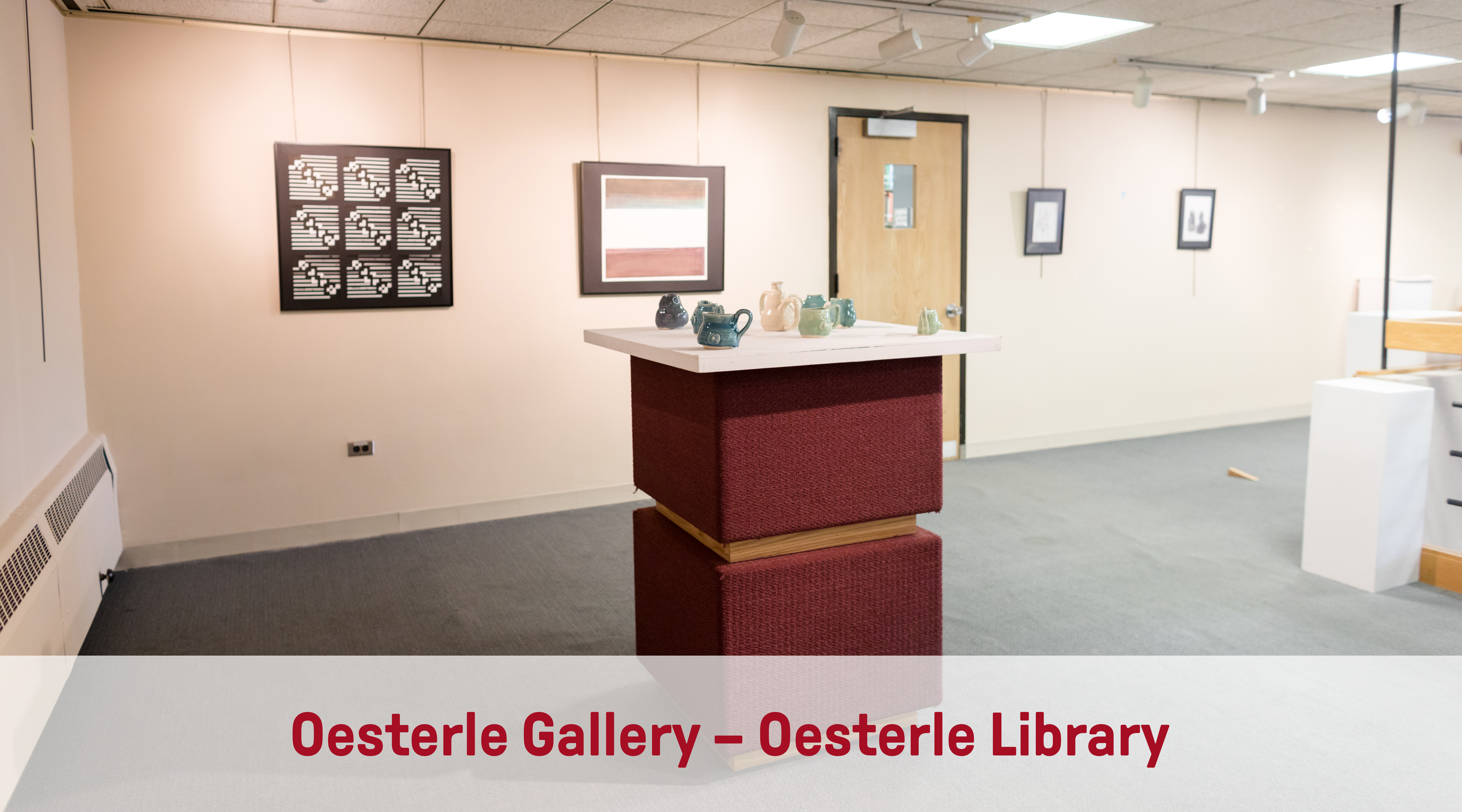 Oesterle Gallery – Oesterle Library