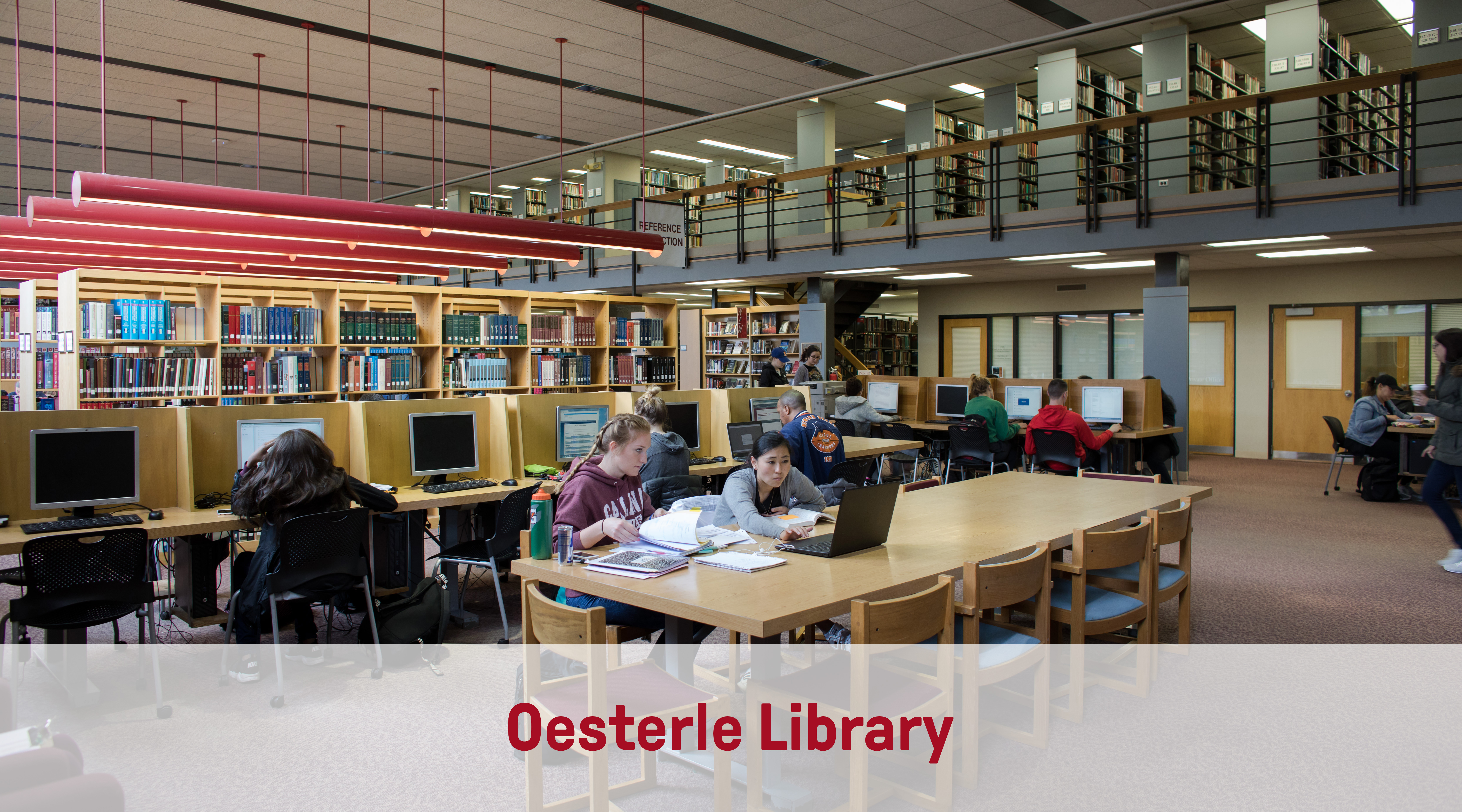 Oesterle Library