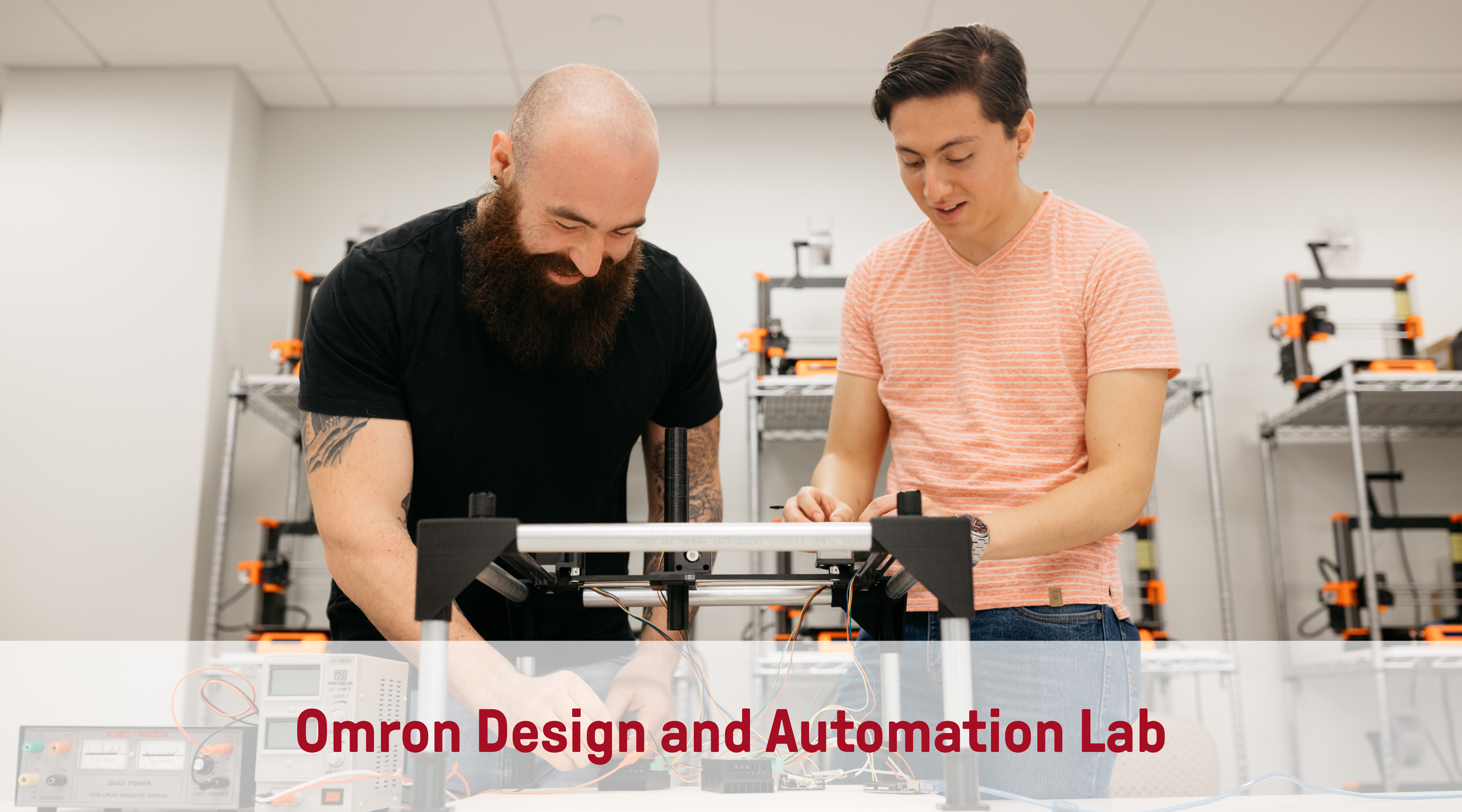 Omron Design and Automation Lab