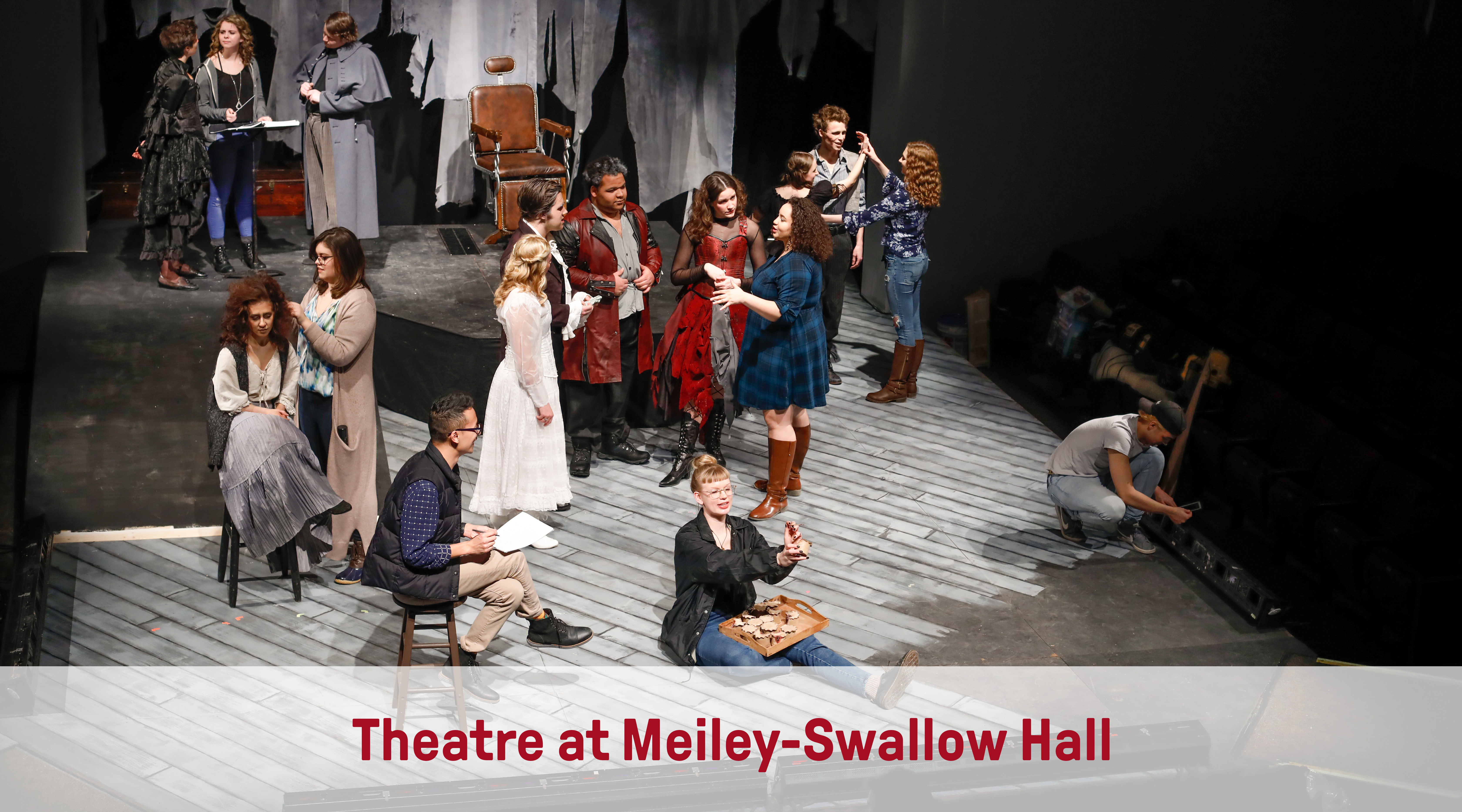 Theatre at Meiley-Swallow – Meiley-Swallow Hall