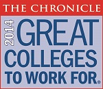 2014 Great College to Work for
