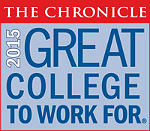 2015 Great College to Work for