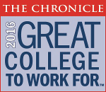 2016 Great College to Work for