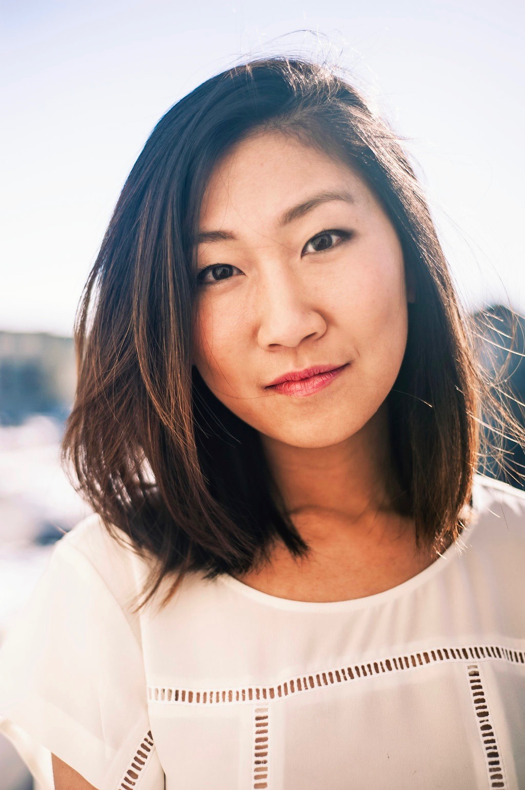 Lucy Tan Author Photo