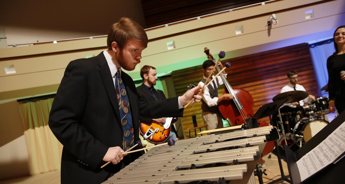 Vocal and Instrumental Jazz | North Central College
