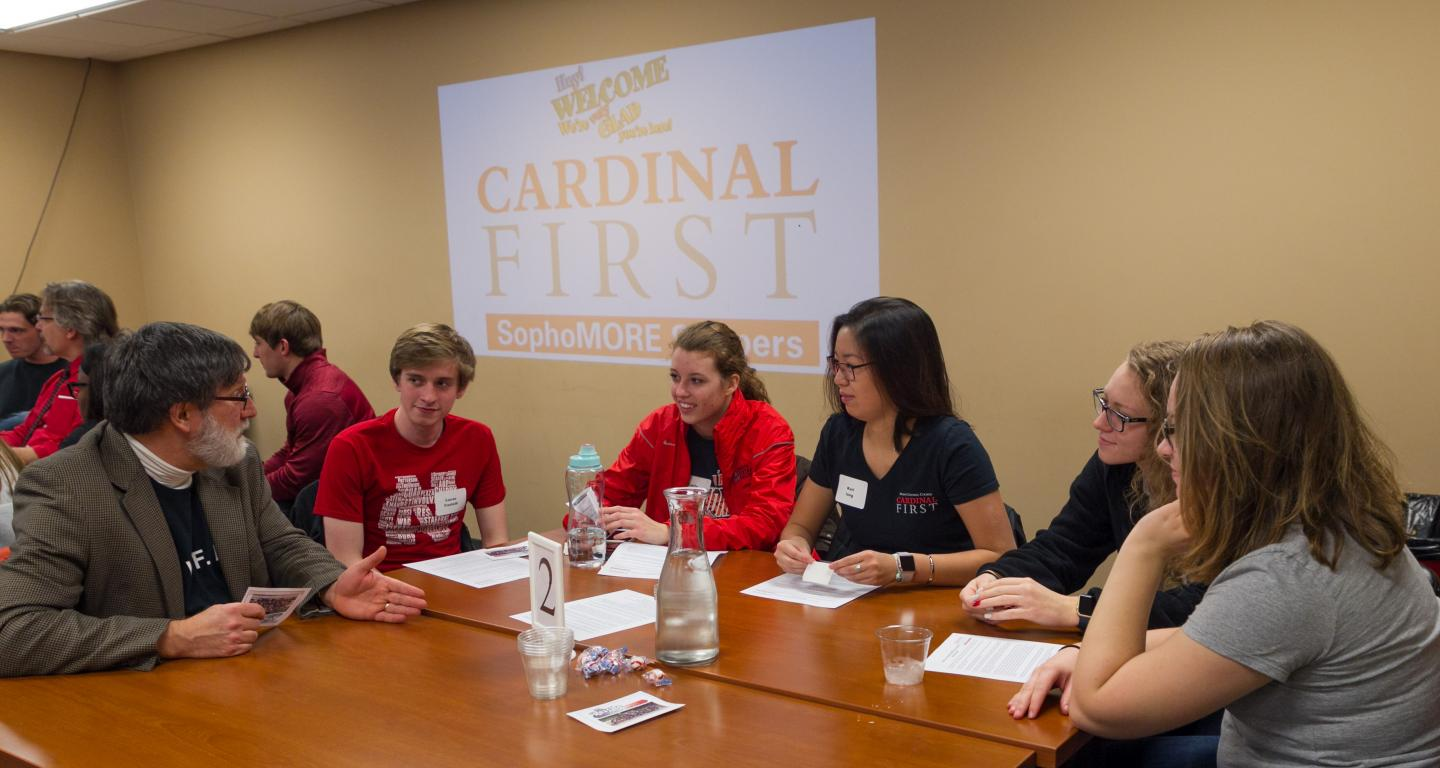 cardinal first students