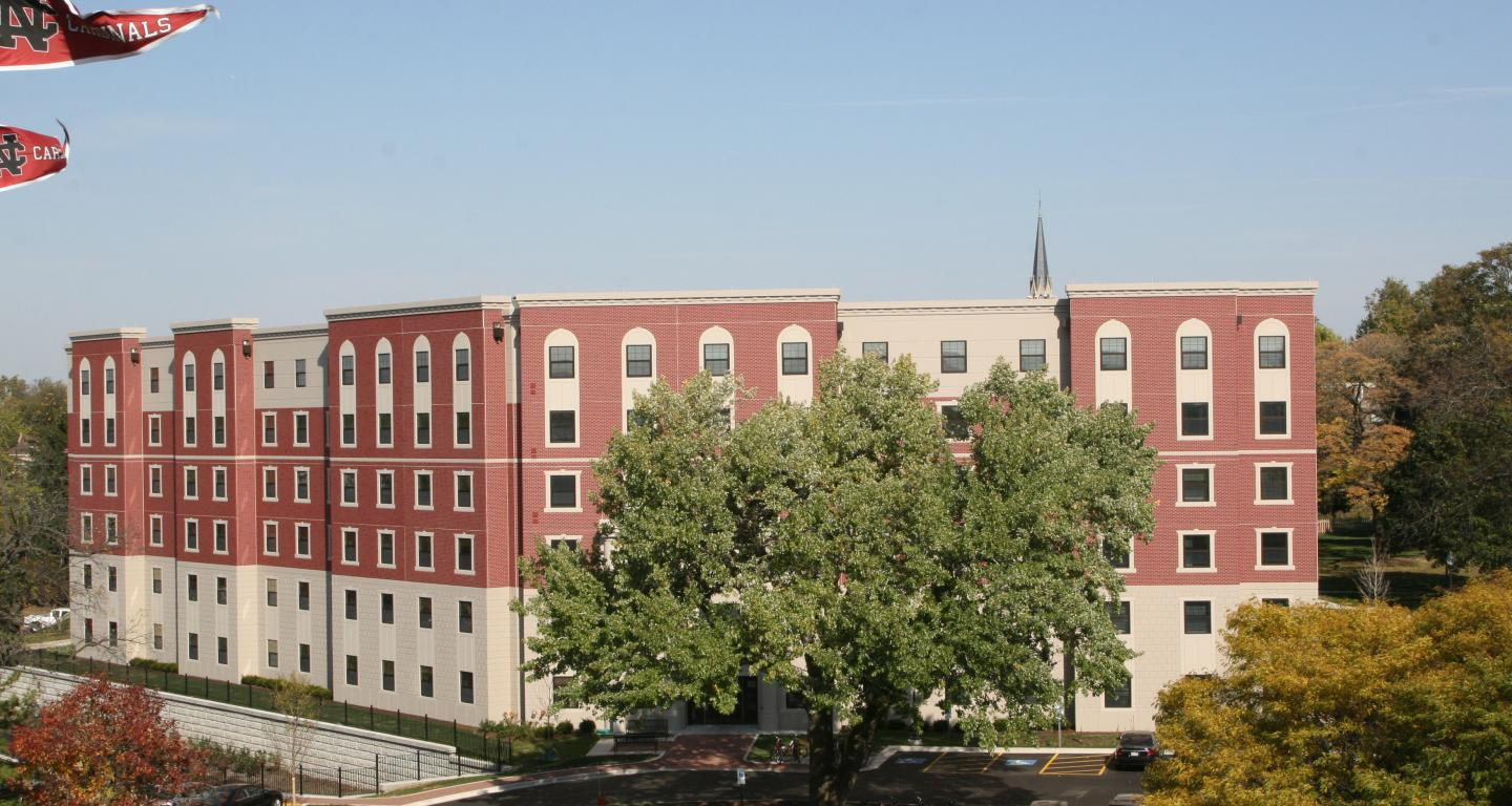 Residence Hall/Recreation Center