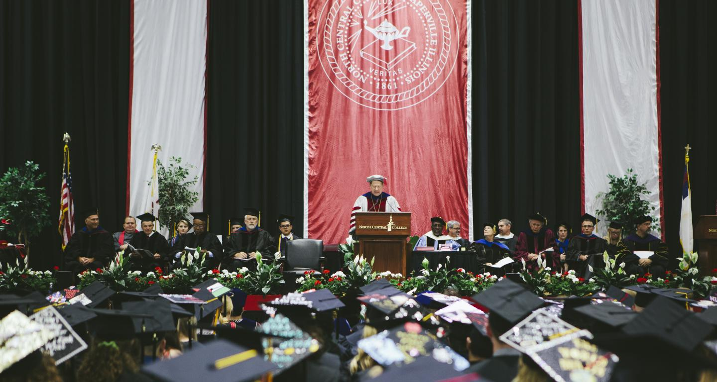North Central College Commencement