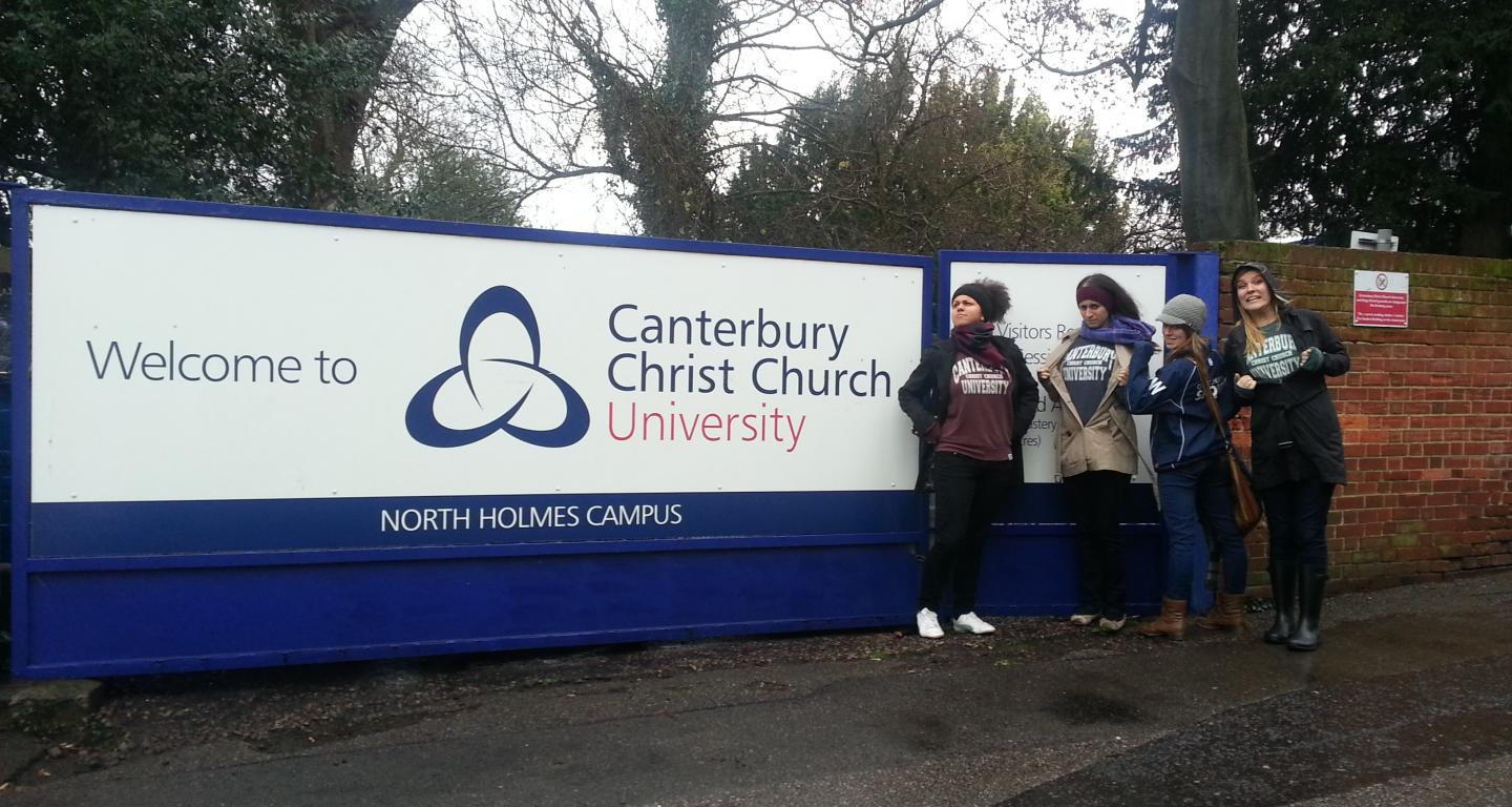 Canterbury Students