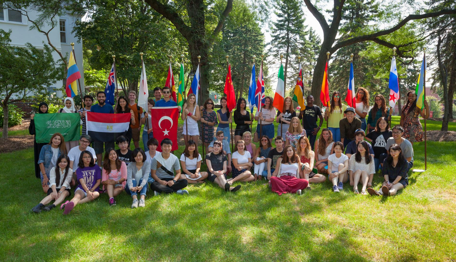 North Central to award #YouAreWelcomeHere Scholarship to international students