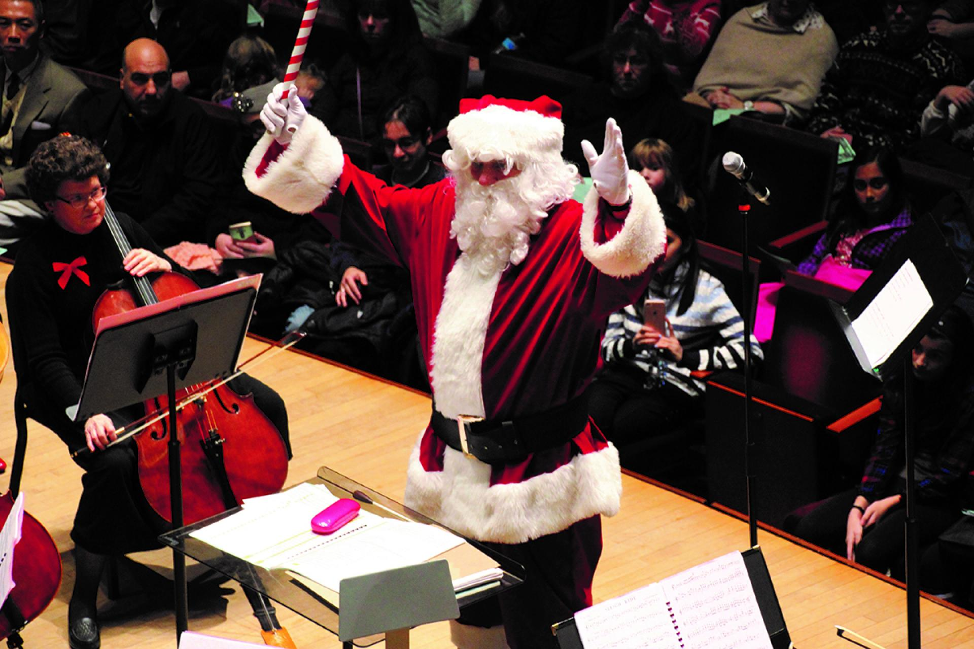 Enjoy the holidays with North Central's range of holiday shows