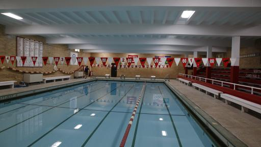 Merner Field House Pool