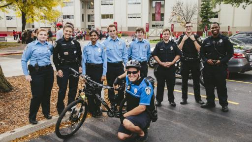 campus safety officers
