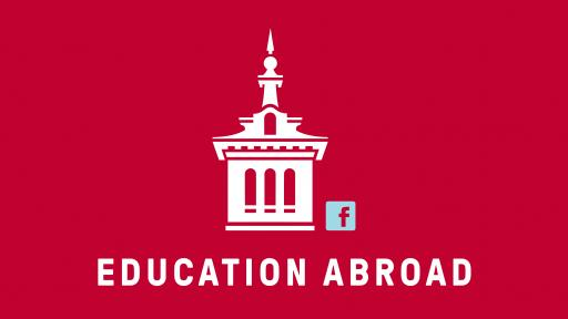 NCC tower logo- education abroad