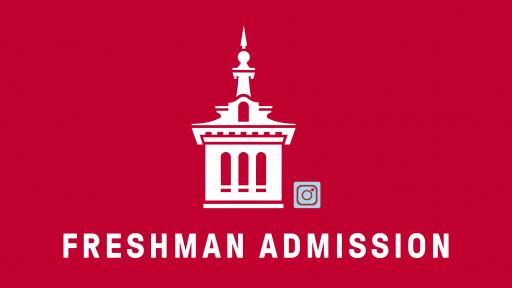 NCC tower logo- freshman admission