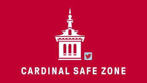 NCC tower logo- cardinal safe zone