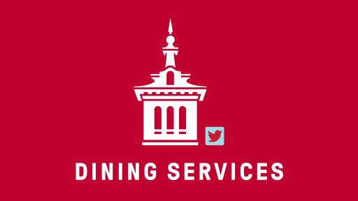 NCC tower logo- dining services