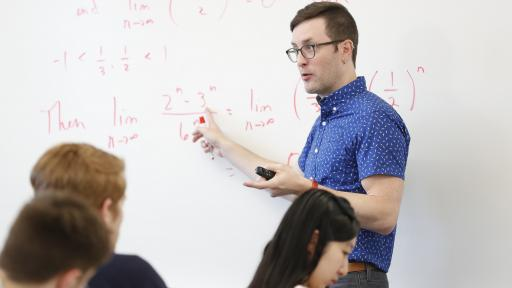 teaching math at north central college