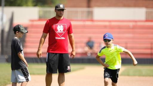 youth baseball summer camp